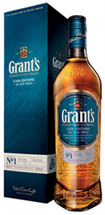 Grant's Scotch Ale Cask Finish 750ml